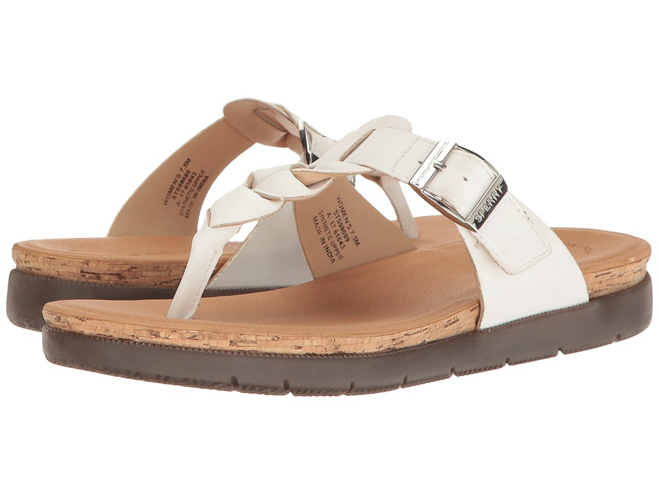 Sperry Dillon Faye (Ivory) Women