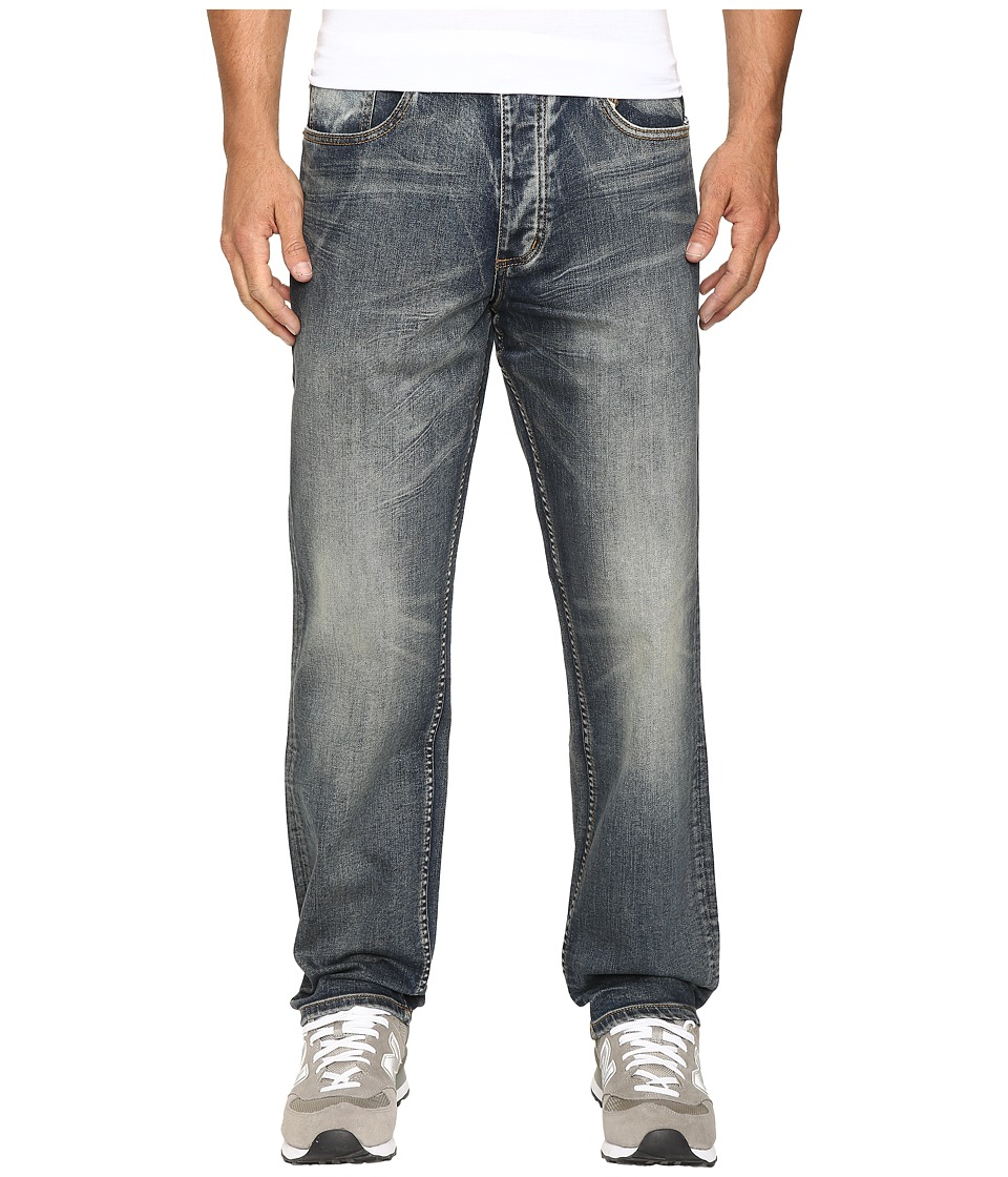HUF - Denim Regular Fit (Des) Men's Jeans