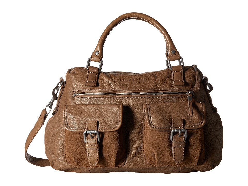 Liebeskind - Britta (New Mud) Satchel Handbags