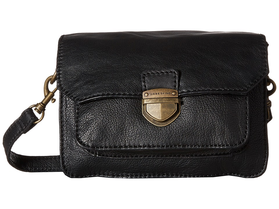 Liebeskind - Calista C (Black) Cross Body Handbags