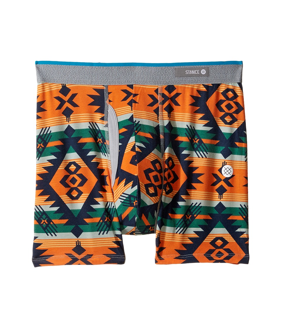 Stance - El Paso UW (Orange) Men's Underwear