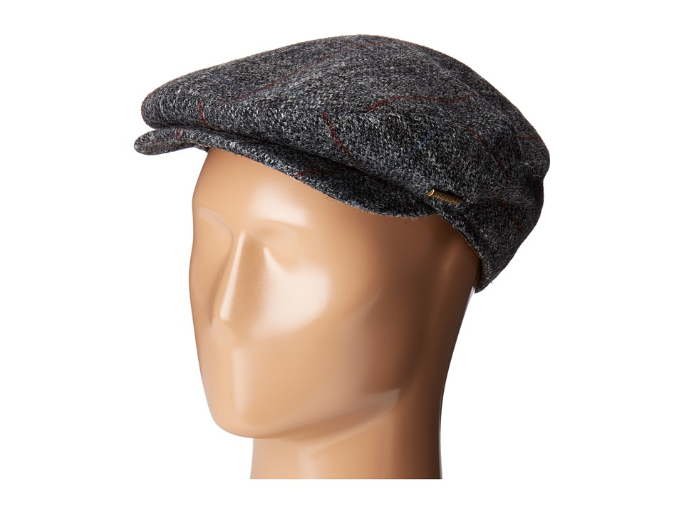 Stetson - Harris Tweed Ivy (Grey) Traditional Hats