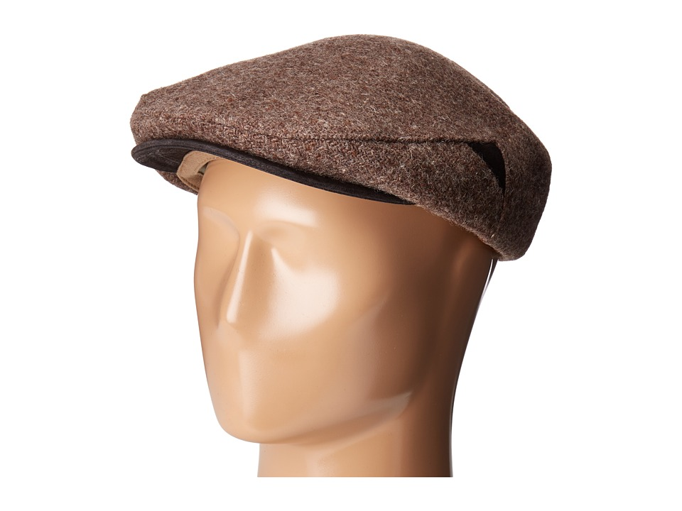 Stetson - Italian Fabric Ivy (Brown) Traditional Hats