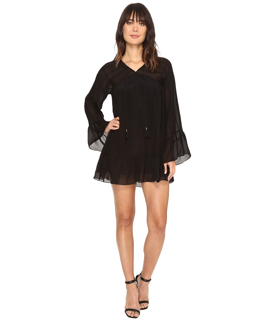 Rachel Zoe - Anita Dress (Black) Women's Dress
