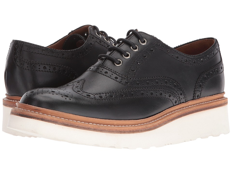 Grenson - Emily (Black) Women's Shoes