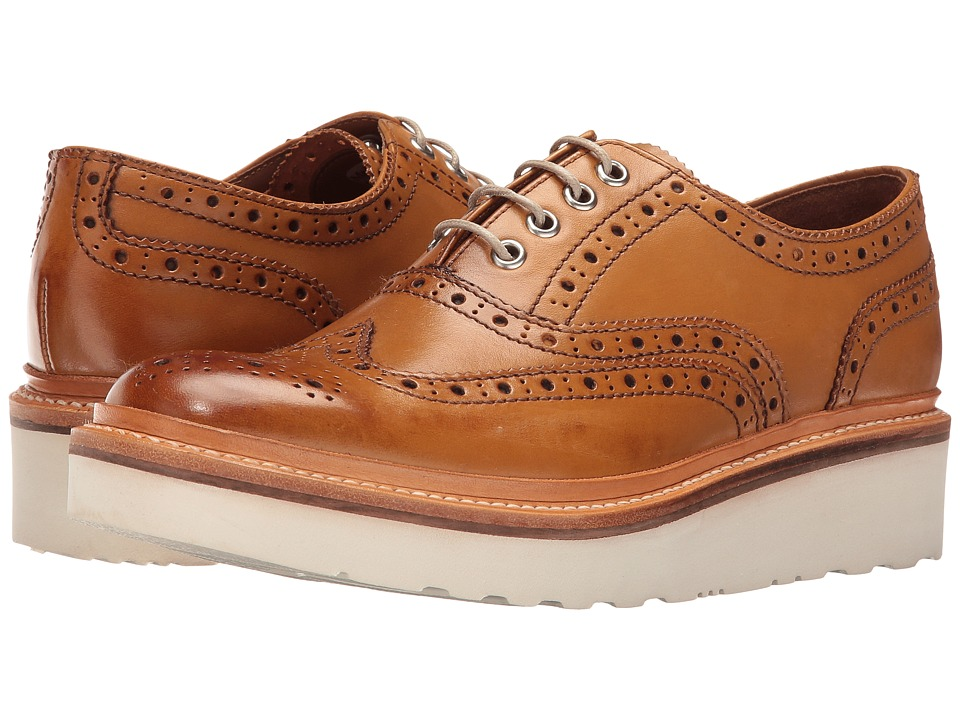 Grenson - Emily (Tan) Women's Shoes