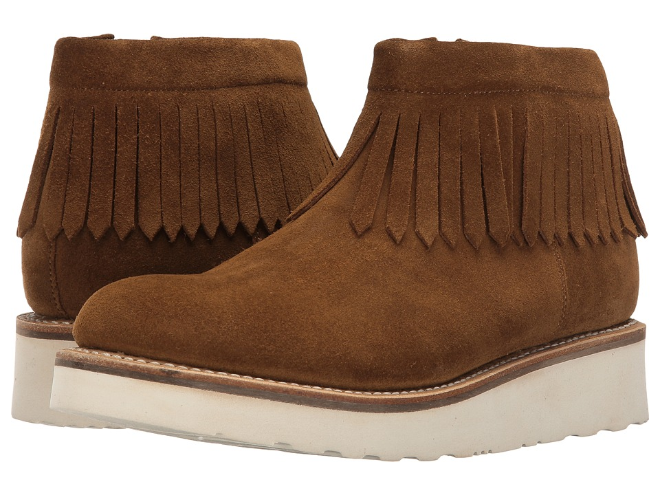 Grenson - Trixie Moccasin (Snuff) Women's Shoes