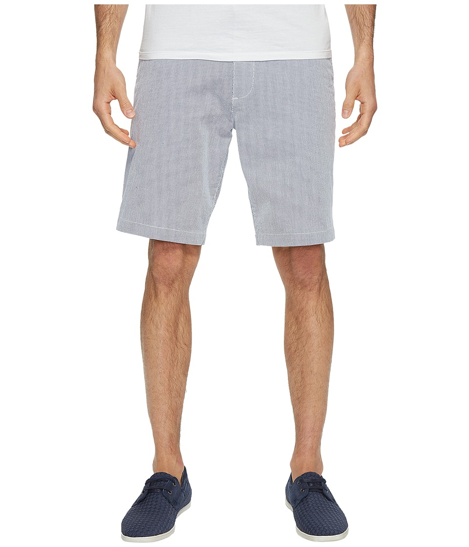 Dockers Men's - Perfect Short Classic Fit Flat Front (Oliver Moonlit Ocean Stretch) Men's Shorts