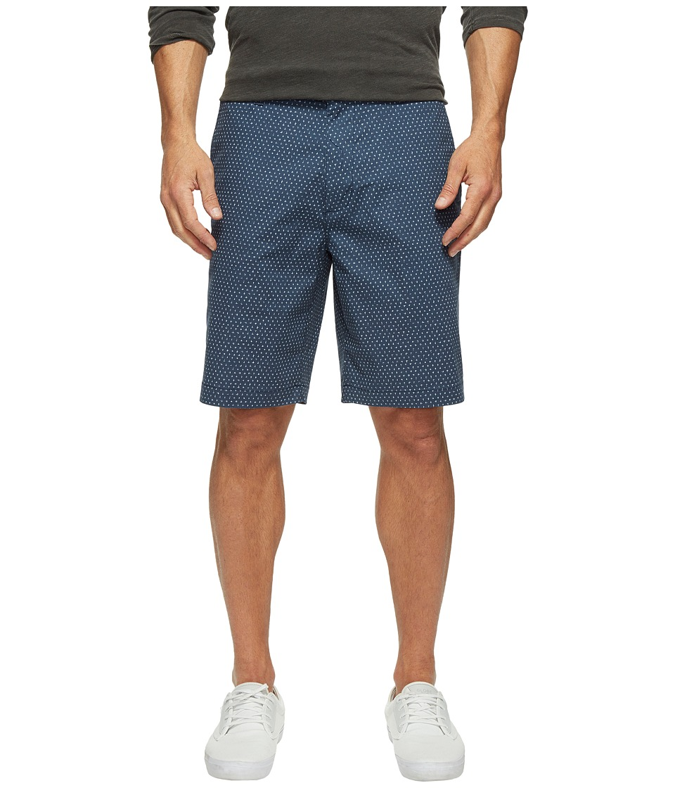Dockers - Perfect Short Classic Fit Flat Front (Price Moonlit Ocean Stretch) Men's Shorts