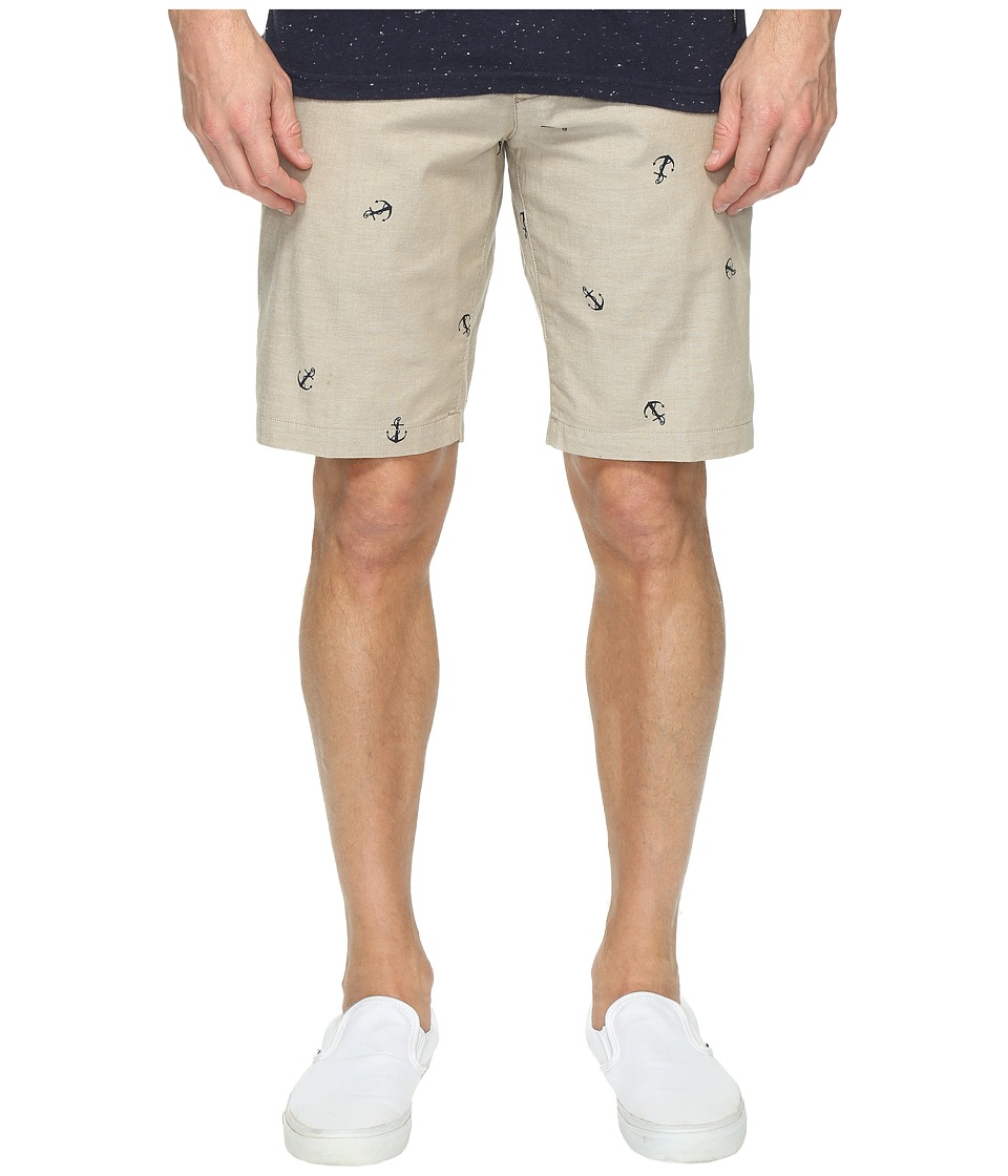 Dockers - Perfect Short Classic Fit Flat Front (Pismo New British Khaki Stretch) Men's Shorts