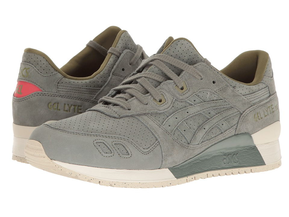 ASICS Tiger Gel-Lyte(r) III (Agave Green/Agave Green) Men
