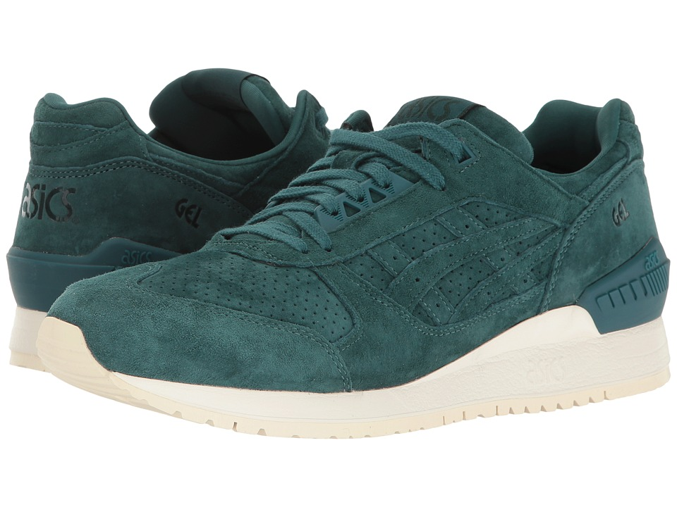 ASICS Tiger - Gel-Respector (Deep Teal/Deep Teal) Men's Shoes