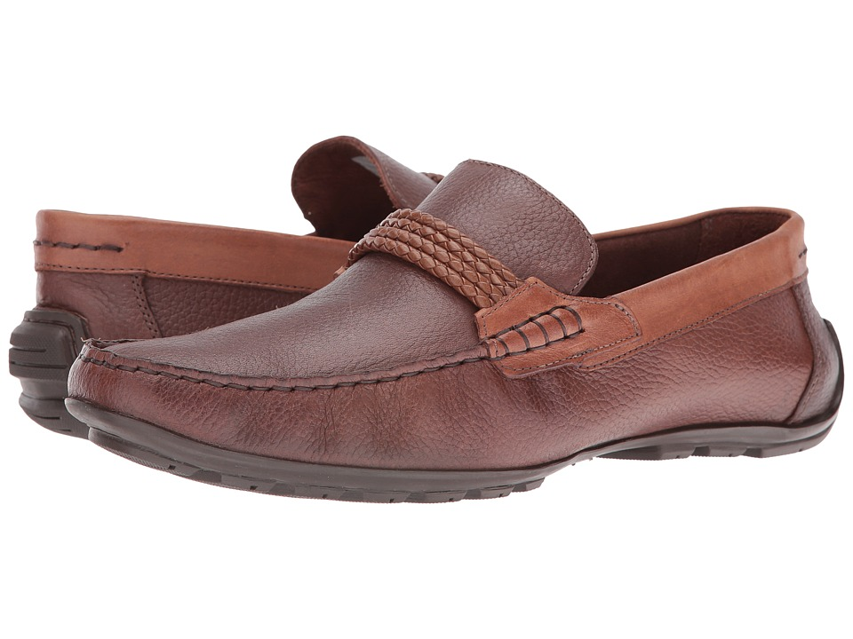 Steve Madden Adlyr (Brown) Men
