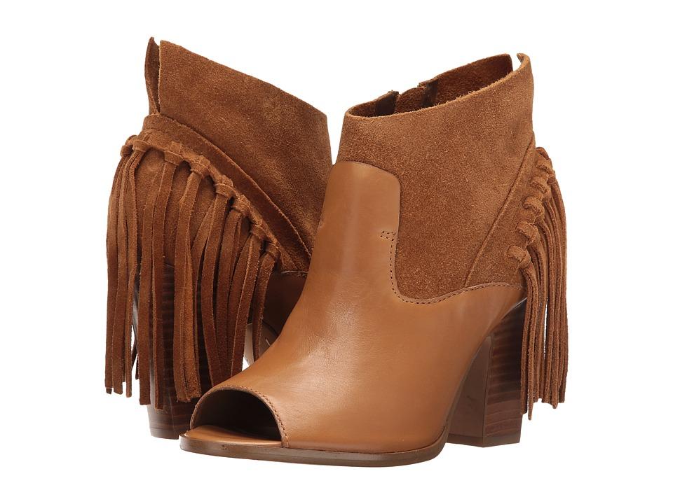 Marc Fisher LTD - Onita (Caramel/Deep Saddle) Women's Shoes