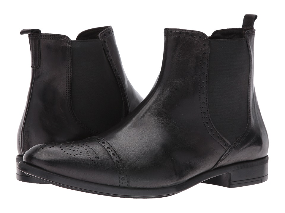 Bruno Magli - Salvo (Black) Men's Boots