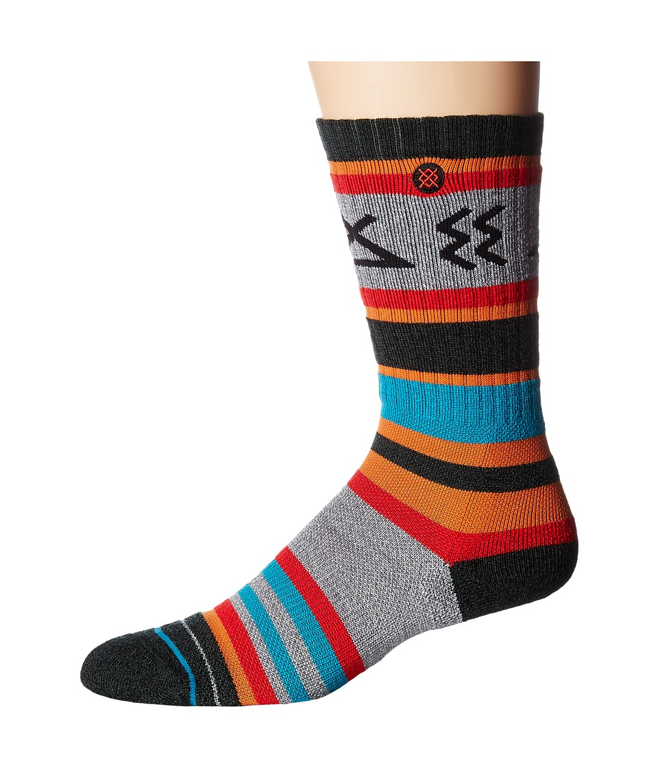 Stance - Ironwood (Turquoise) Men's Crew Cut Socks Shoes