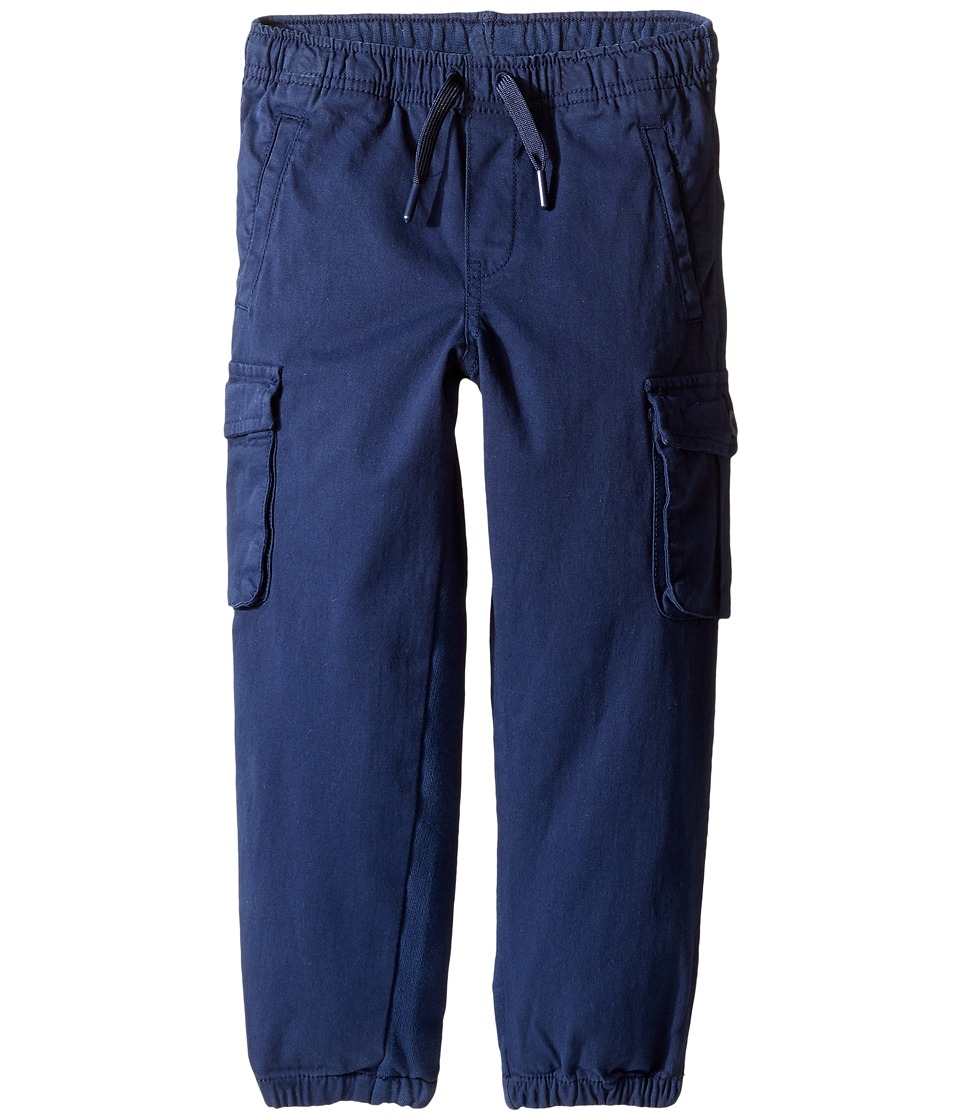 Polo Ralph Lauren Kids - Military Chino Cargo Joggers (Little Kids/Big Kids) (True Navy) Boy's Casual Pants