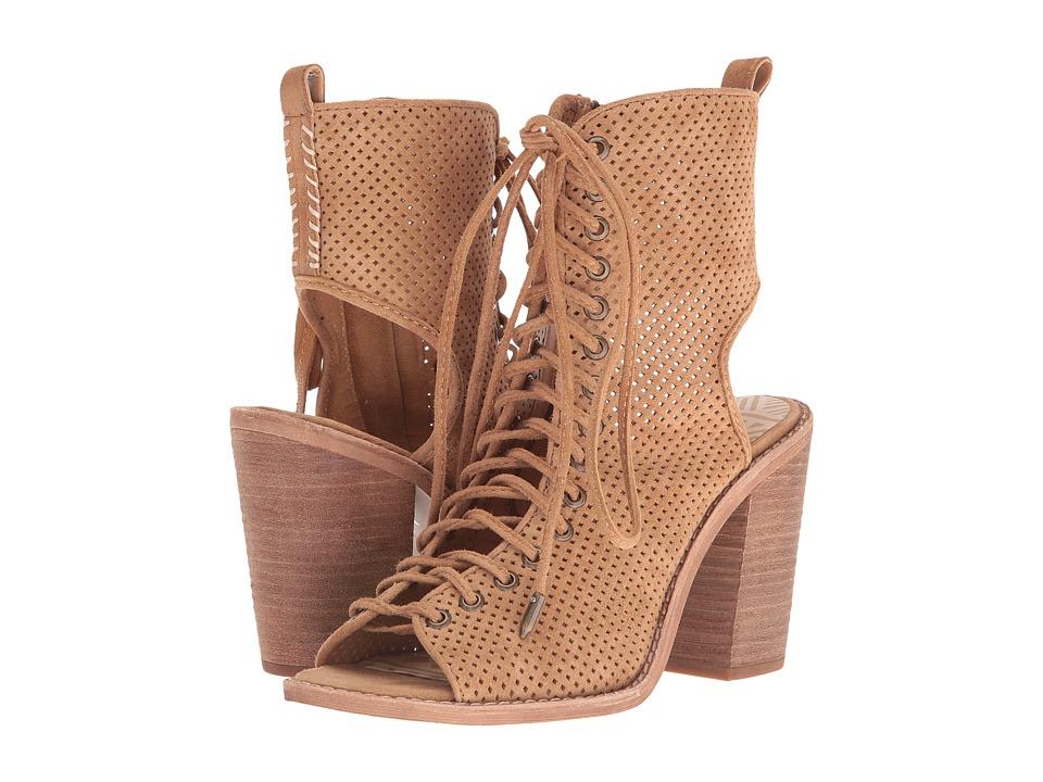Dolce Vita - Lira (Tan Suede) Women's Shoes