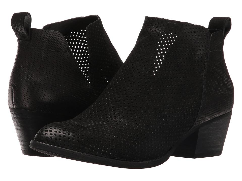 Dolce Vita - Sonya (Black Nubuck) High Heels