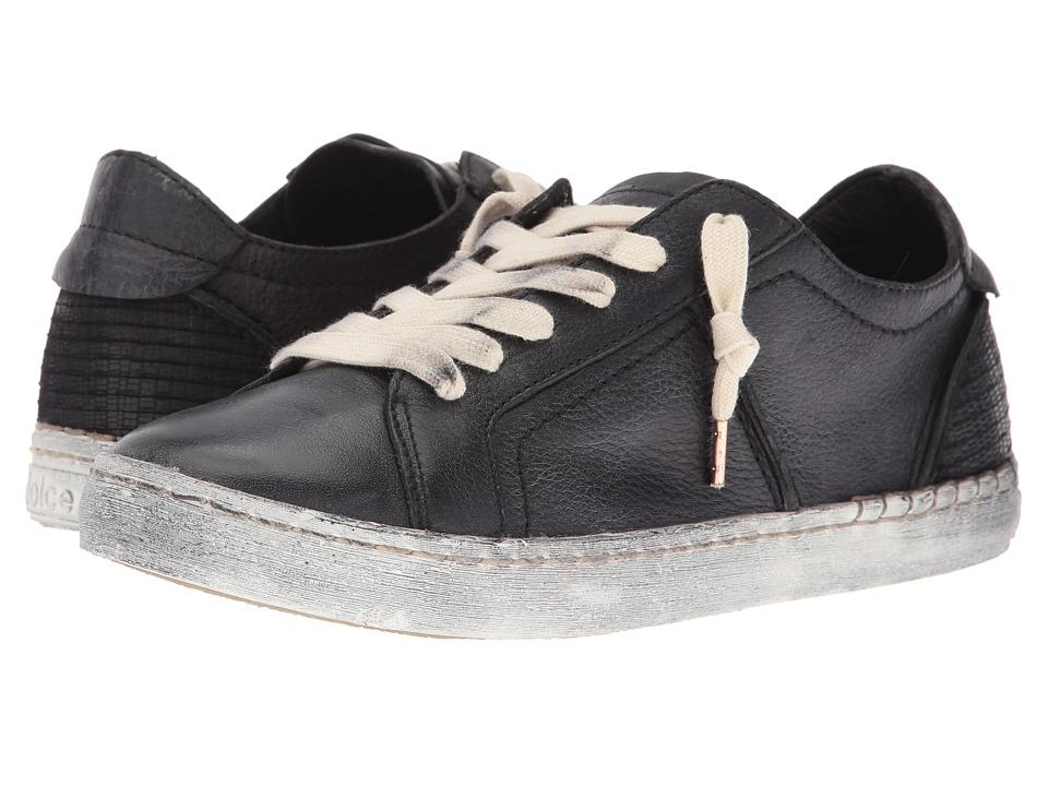 Dolce Vita - Zander (Black Leather) Women's Shoes