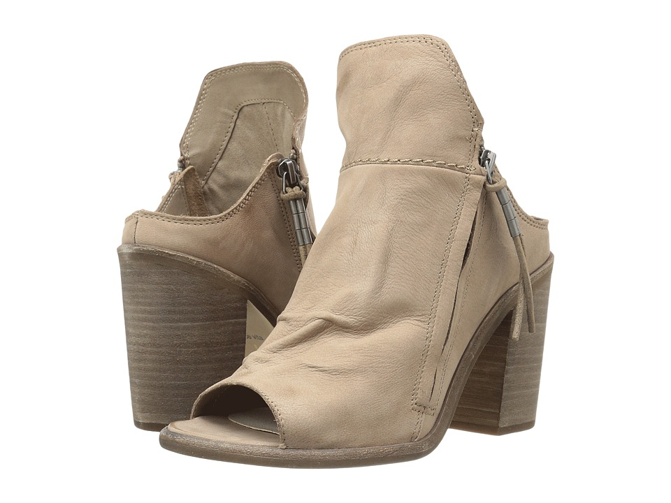 Dolce Vita - Lennox (Light Taupe Nubuck) Women's Shoes