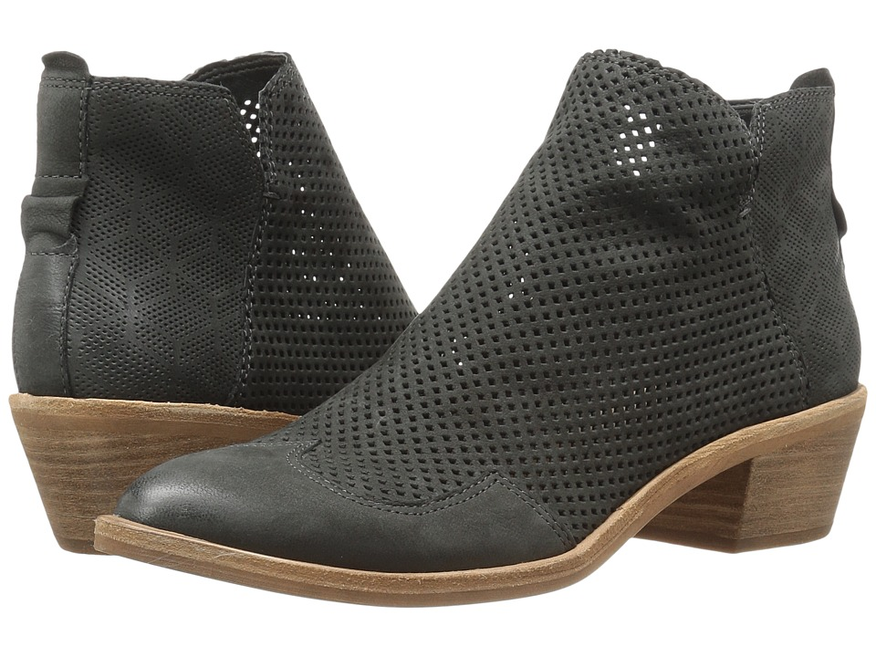 Dolce Vita - Sahira (Anthracite Nubuck) Women's Shoes