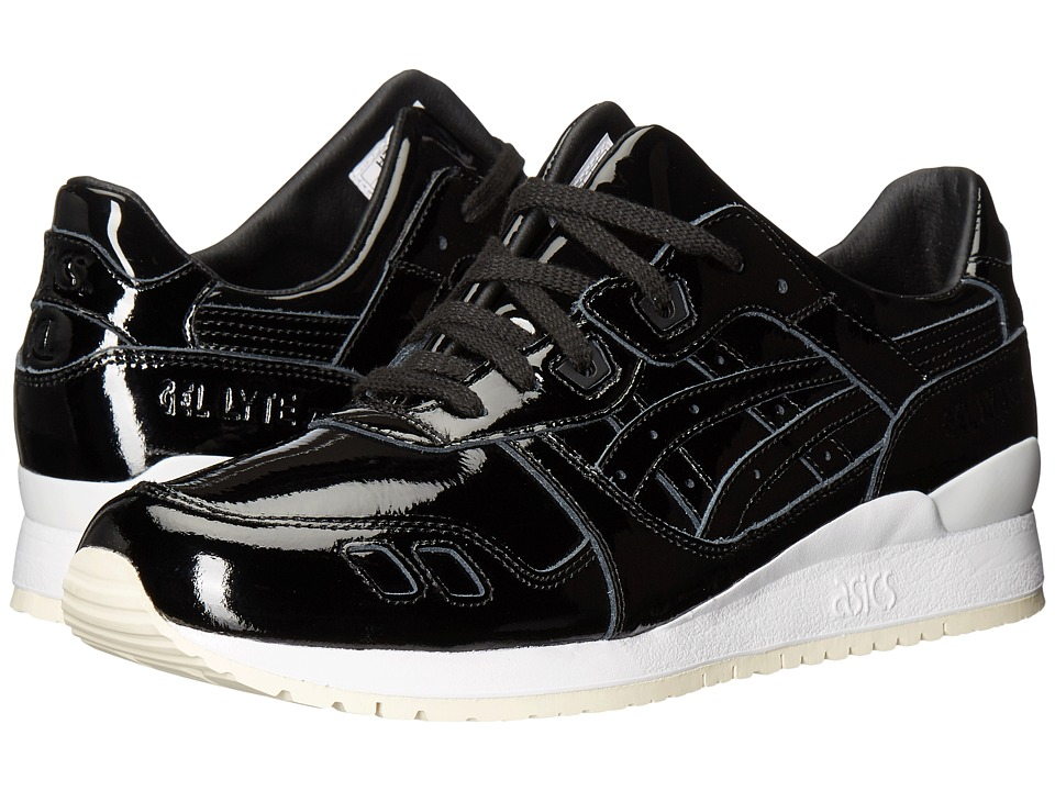 ASICS Tiger - Gel-Lyte(r) III (Black/Black 4) Men's Shoes