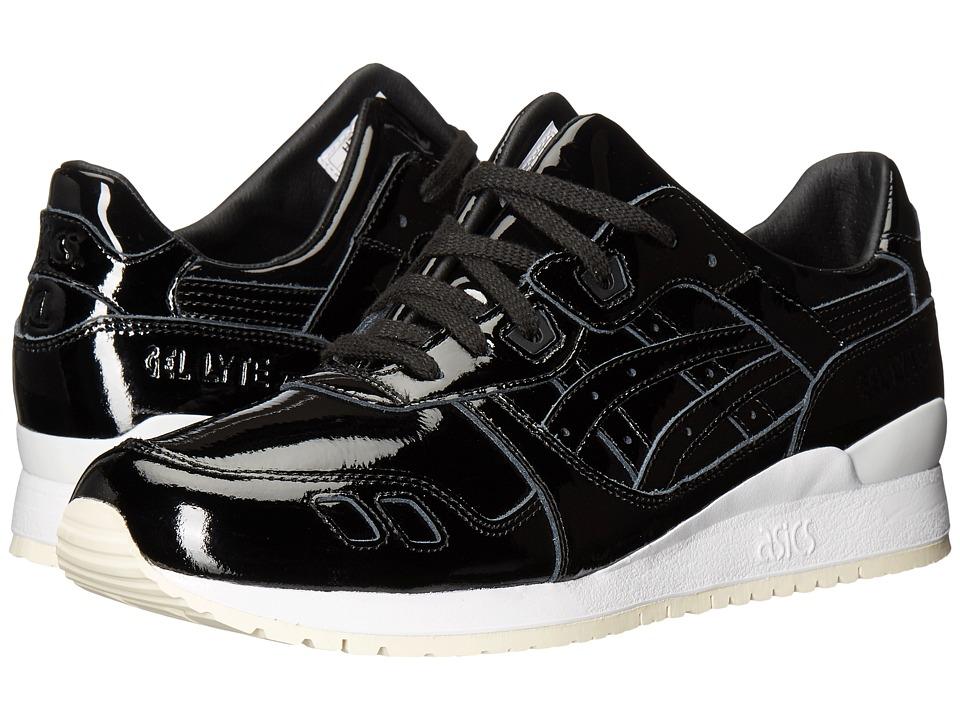 ASICS Tiger - Gel-Lyte(r) III (Black/Black 4) Men's Shoes