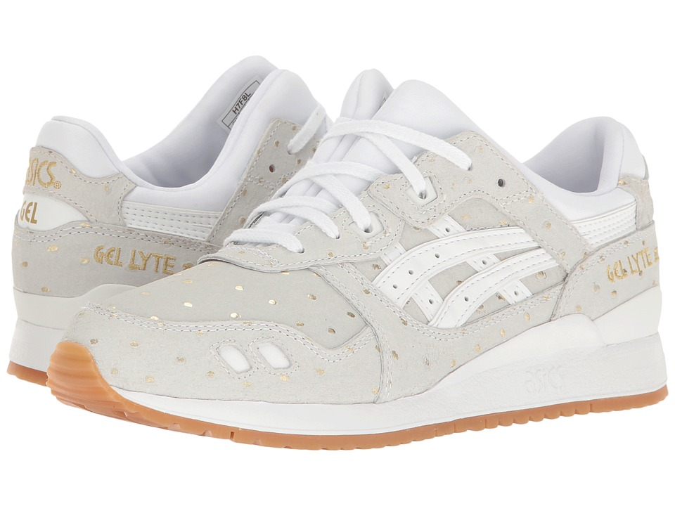 ASICS Tiger - Gel-Lyte(r) III (White/White) Women's Shoes