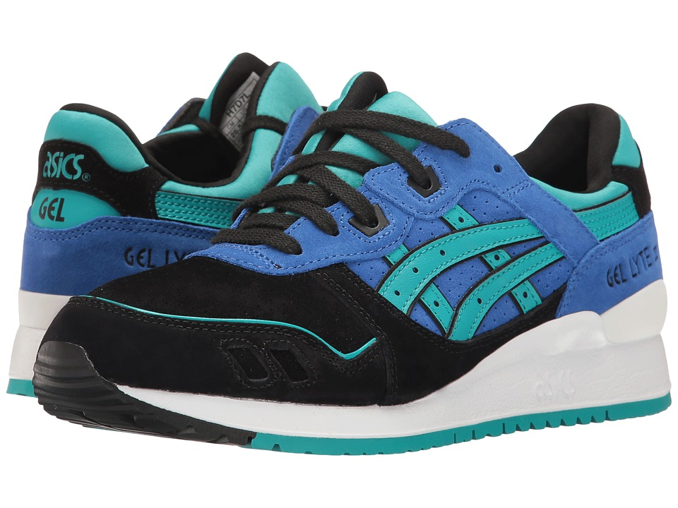 ASICS Tiger Gel-Lyte(r) III (Imperial/Viridian Green) Women