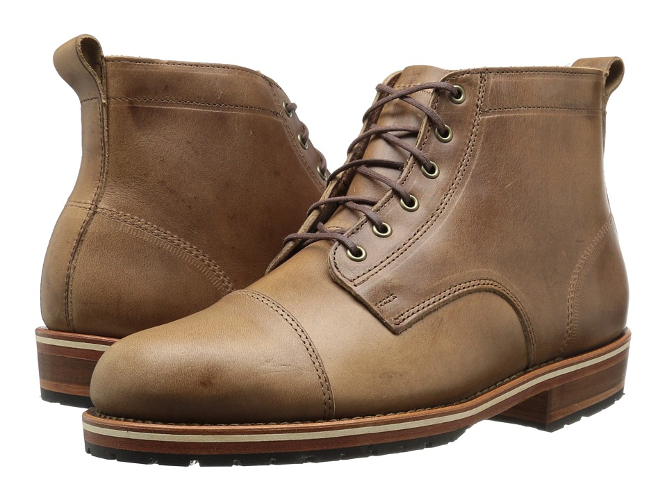 HELM Boots - Railroad (Brown) Men's Boots