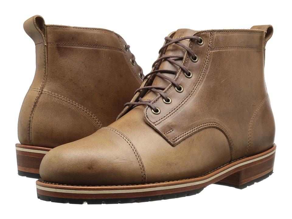 HELM Boots - Railroad (Brown) Men's Boots