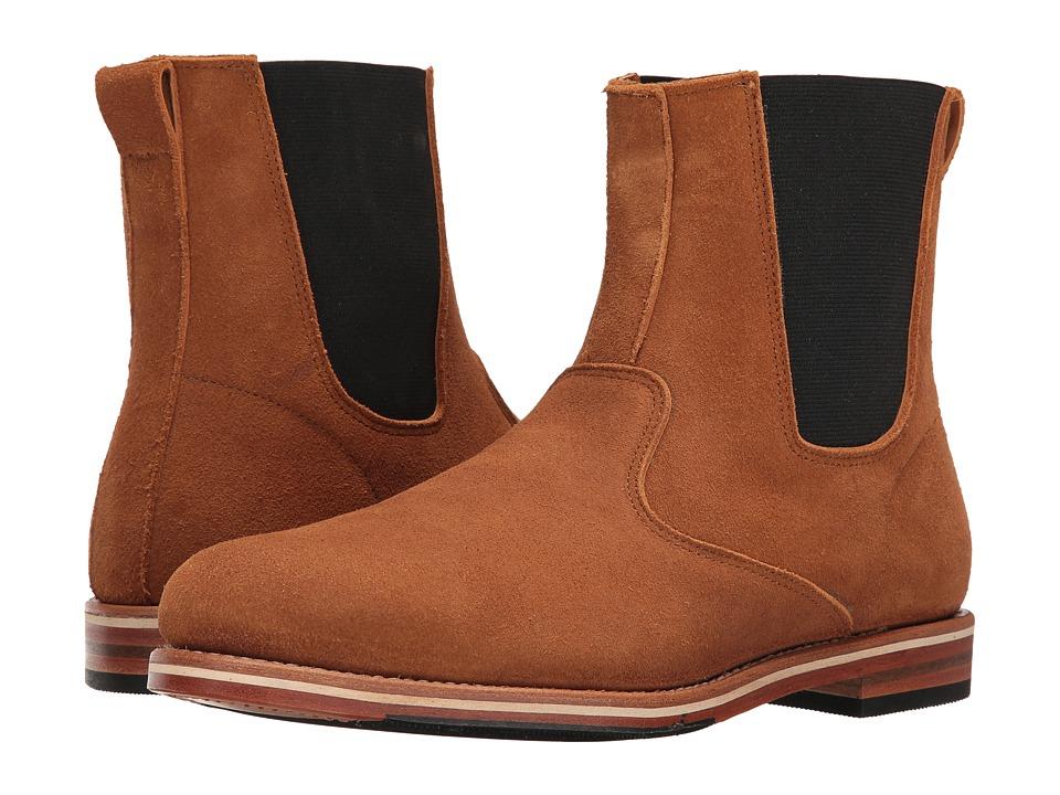 HELM Boots - Riley (Tan) Men's Boots