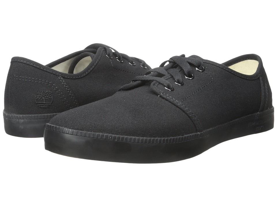 Timberland Newport Bay Canvas Oxford (Black) Men