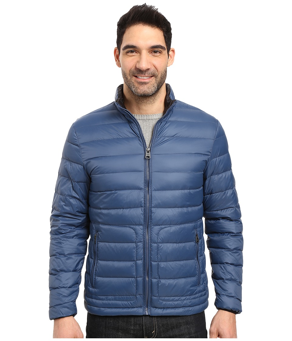 Buffalo David Bitton - Quilted Jacket (True Blue) Men's Coat