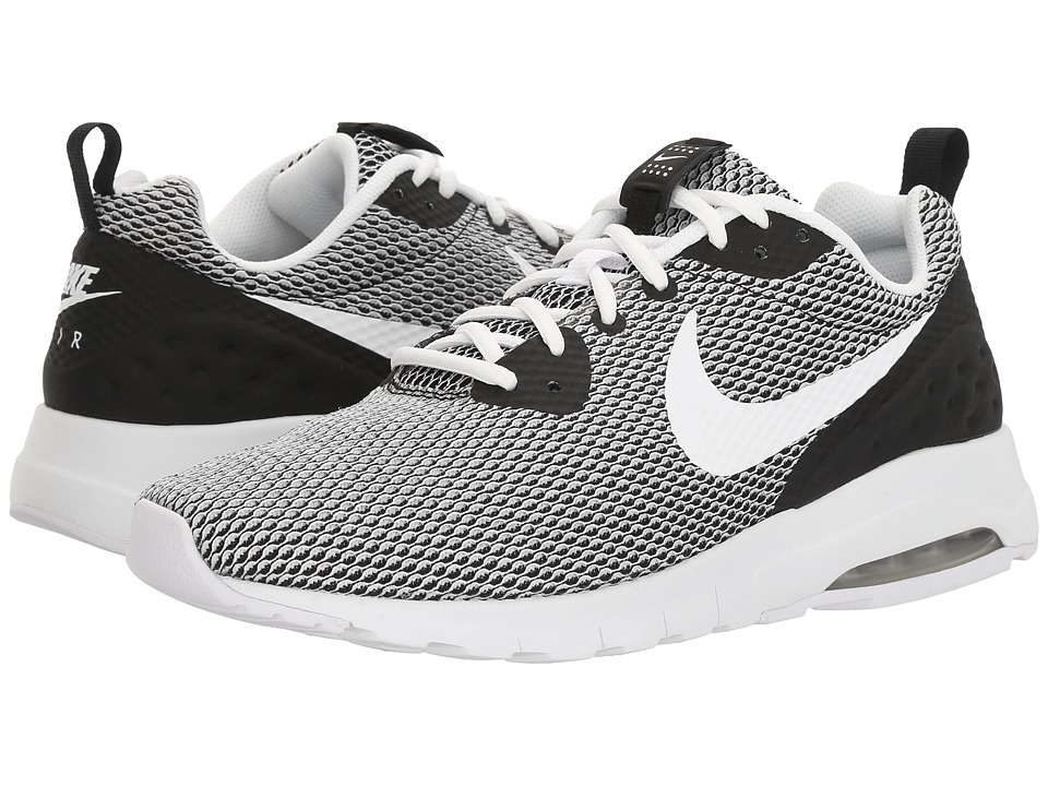 Nike - Air Max Motion Low SE (Black/White) Men's Shoes