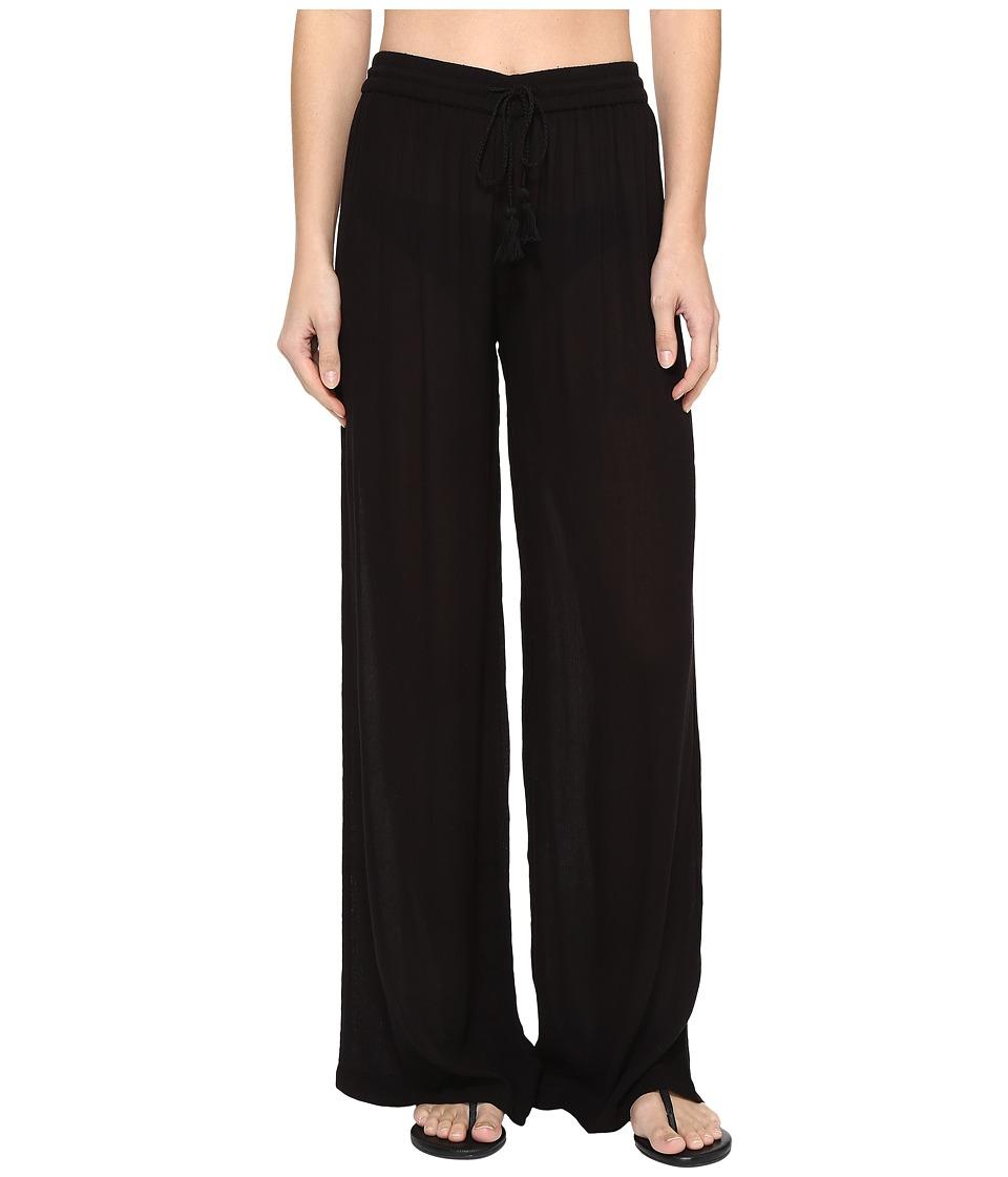 Volcom - Sun Spell Pants (Black) Women's Casual Pants