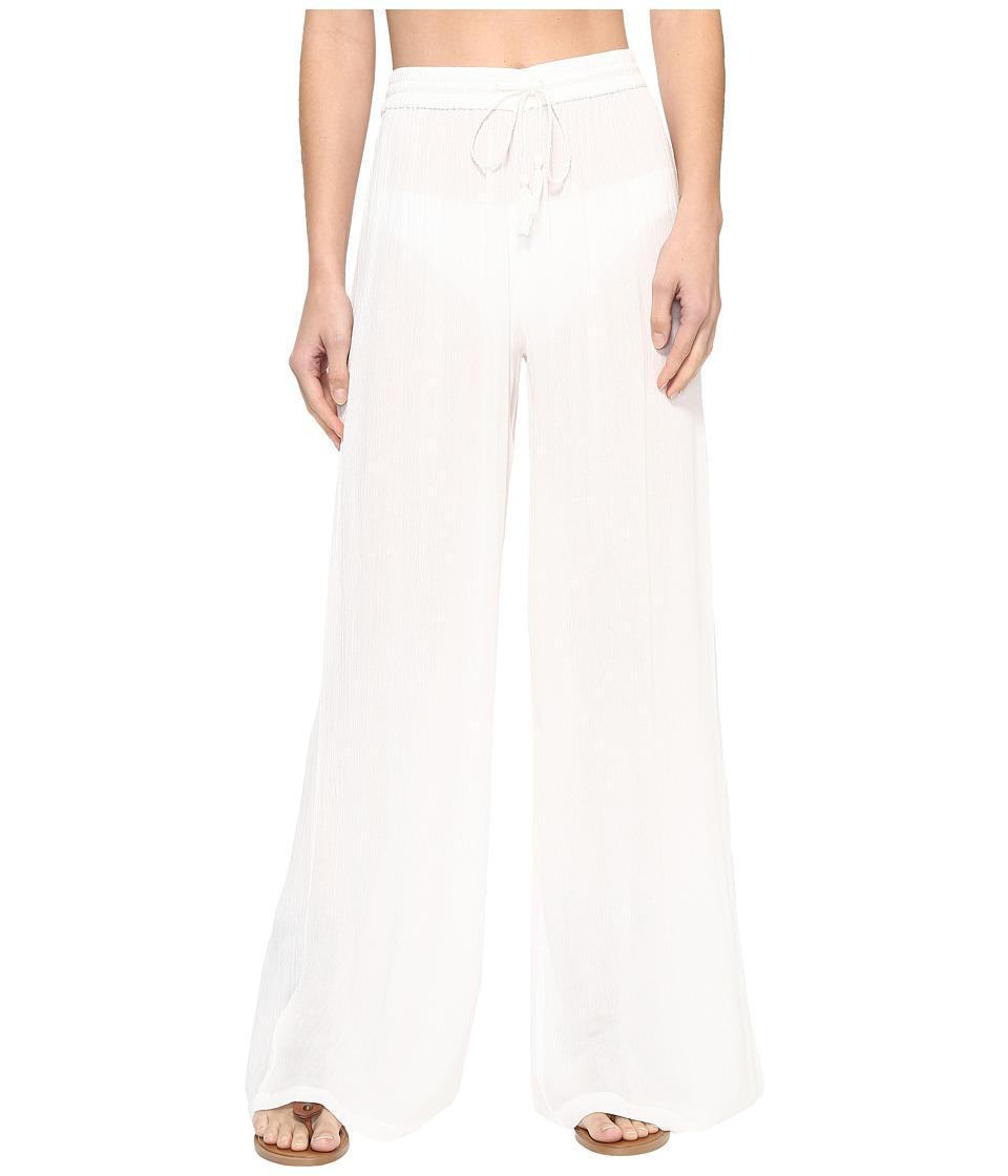 Volcom - Sun Spell Pants (White) Women's Casual Pants