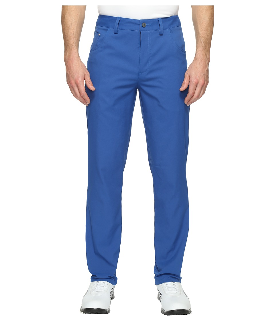 PUMA Golf - Six-Pocket Pants (True Blue) Men's Casual Pants