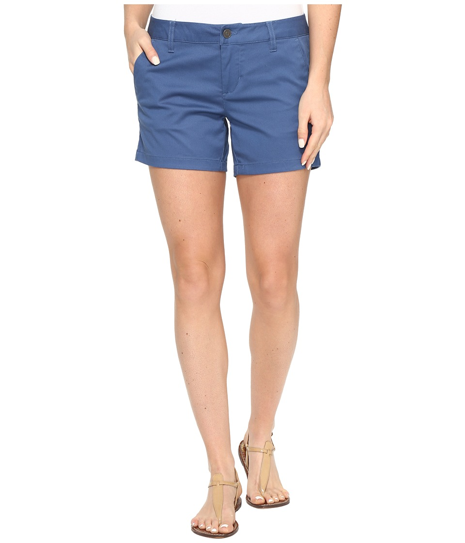 "Volcom - Frochickie 5"" Shorts (Blue Drift) Women's Shorts"