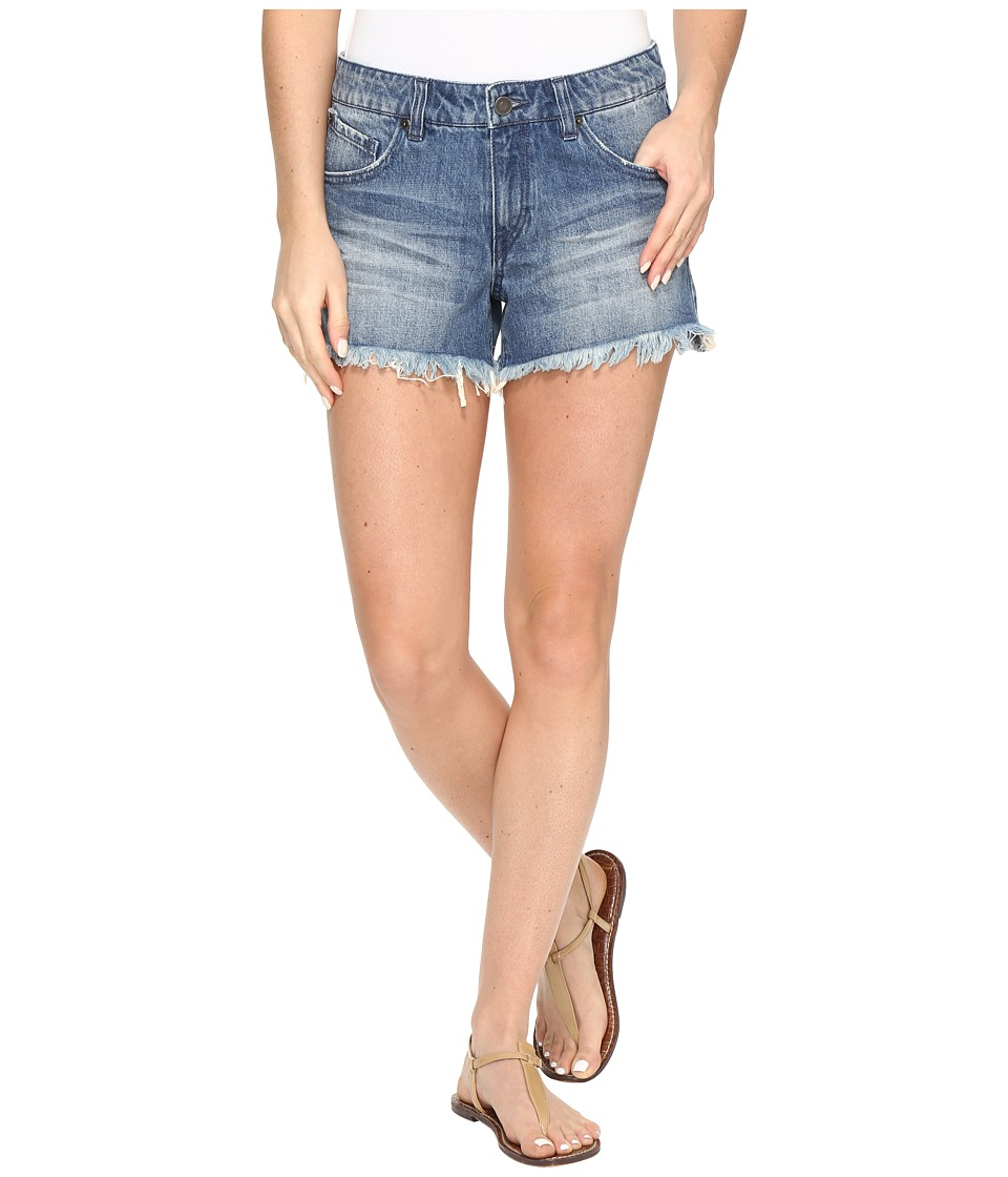 Volcom - Stoned Shorts (Retro Blue) Women's Shorts