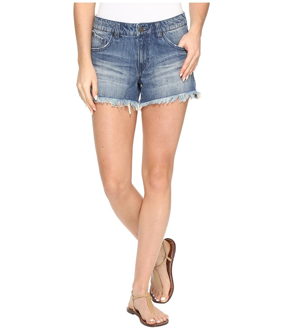 Volcom - Stoned Shorts (Retro Blue) Women's Shorts