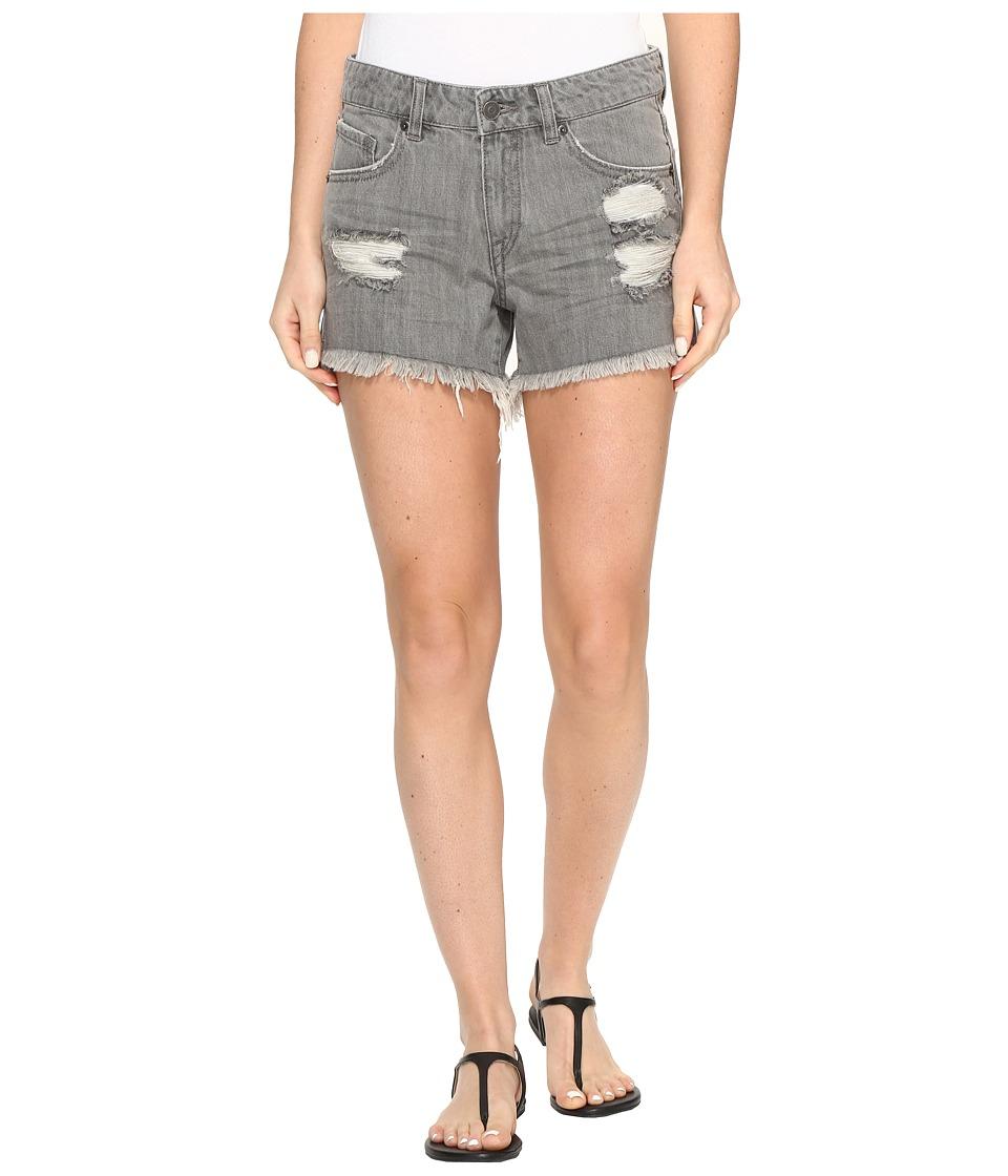 Volcom - Stoned Shorts (Grey Vintage) Women's Shorts