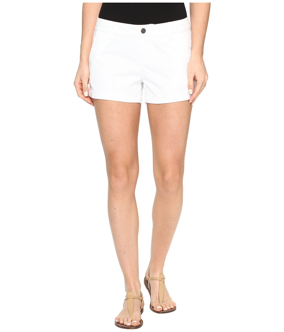 "Volcom - Frochickie 2"" Shorts (White) Women's Shorts"