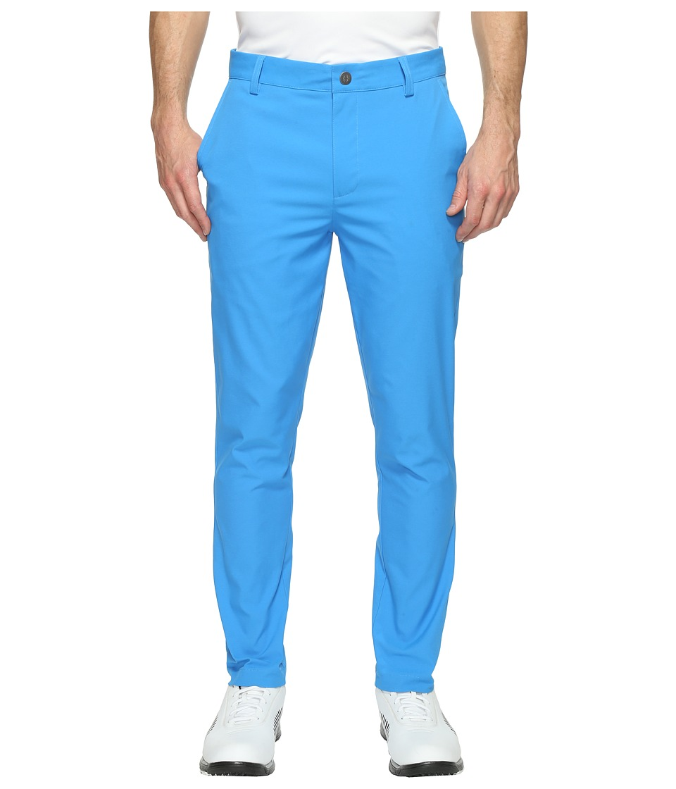 PUMA Golf - Tailored Tech Pants (French Blue) Men's Casual Pants