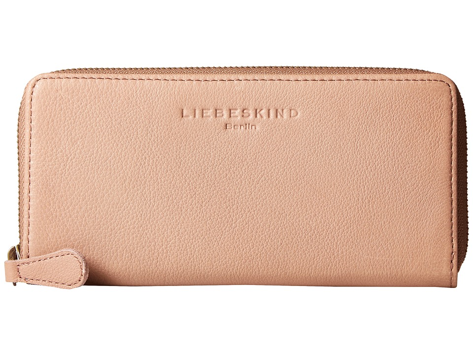 Liebeskind - Sally AO (Caramel) Wallet Handbags