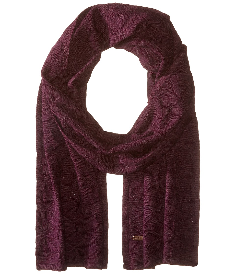 Ted Baker - Elscarf (Purple) Scarves