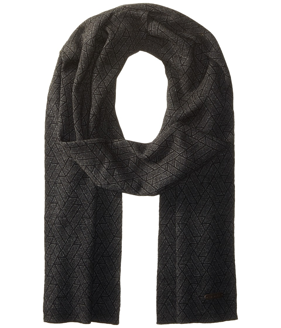 Ted Baker - Lineup (Charcoal) Scarves
