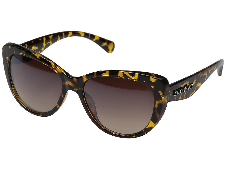 Steve Madden - Cristin (Tortoise) Fashion Sunglasses