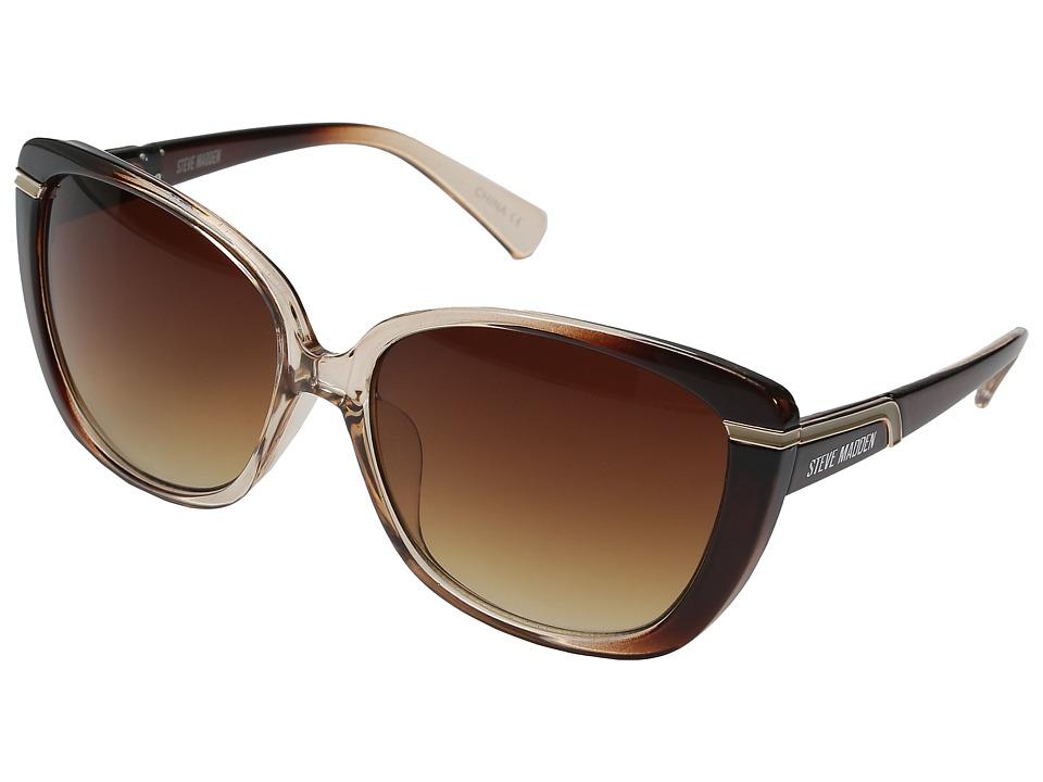 Steve Madden - Kelli (Brown) Fashion Sunglasses